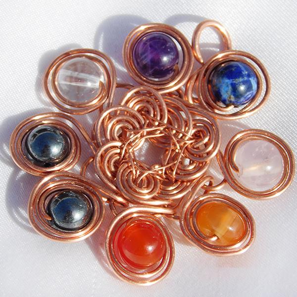 Chakra Jewelry Healing