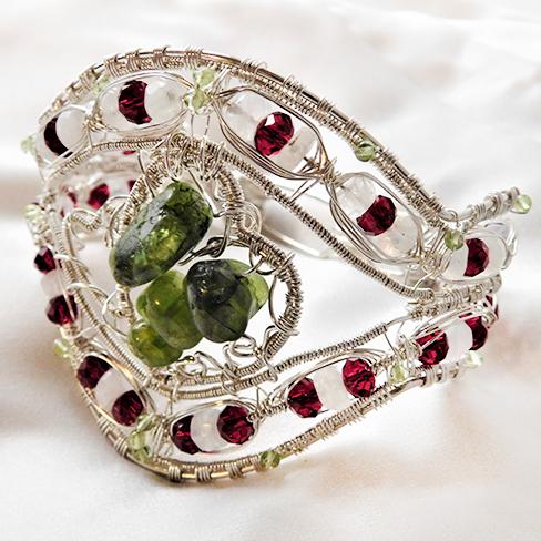 silver-wire-bracelet