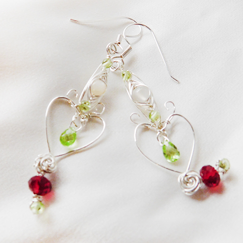 silver-wire-earrings