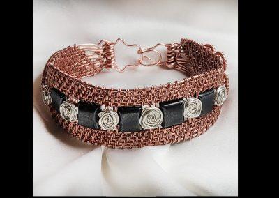 wire-wrapped-cuff-bracelet-copper-stones